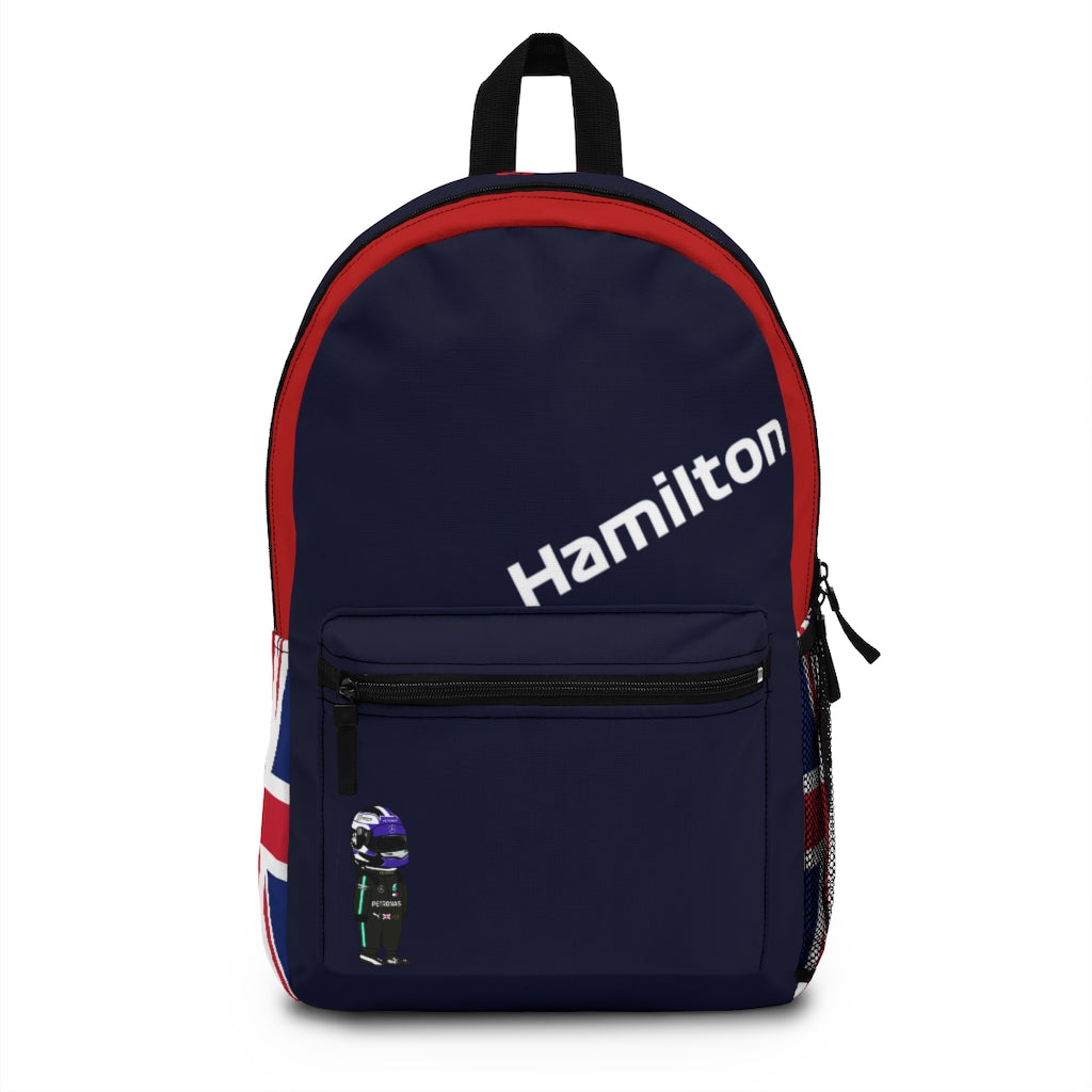 Lewis Hamilton Race Suit Type 2 Backpack - Navy