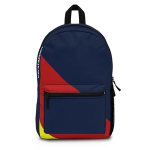 Verstappen Type 2 Backpack - RBR Colors