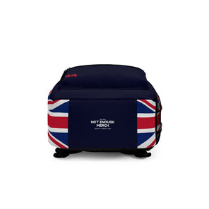 Lewis Hamilton's 7 World Titles Type 2 Backpack - Navy