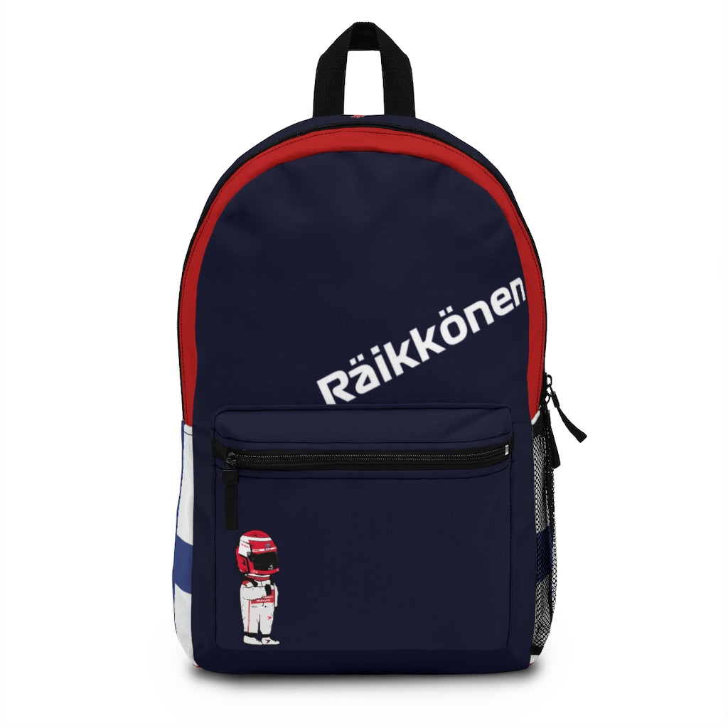 Kimi Räikkönen Race Suit Type 2 Backpack - Navy