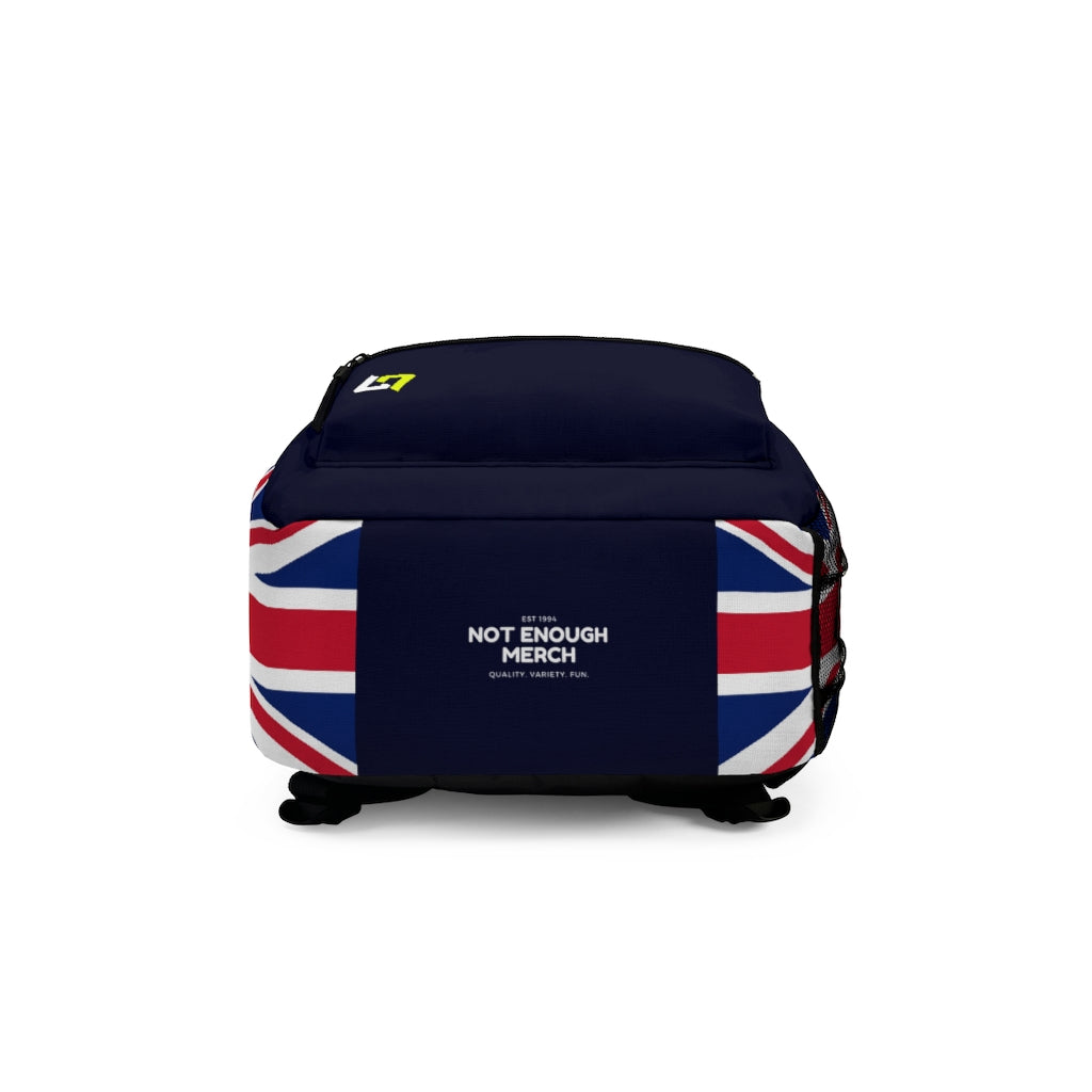 Lando Norris LN Type 2 Backpack - Navy