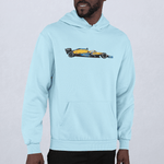 Load image into Gallery viewer, 2021 MCL35M Side View Hoodie