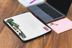 Load image into Gallery viewer, Jaguar R5 2004 Livery Design Laptop Sleeve