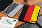 Load image into Gallery viewer, Michael Schumacher Laptop Sleeve