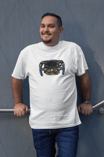 Load image into Gallery viewer, F1 Steering Wheel T-Shirt