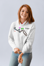 Load image into Gallery viewer, Suzuka Circuit Hooded Sweatshirt