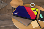Load image into Gallery viewer, RBR Colors and Max Laptop Sleeve