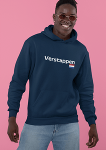 Verstappen Dutch Flag Hooded Sweatshirt