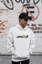 Load image into Gallery viewer, 1992 Williams FW14 Hooded Sweatshirt