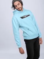 Load image into Gallery viewer, Alpha Tauri 2020 Livery Hooded Sweatshirt