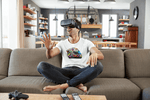Load image into Gallery viewer, Daniel Ricciardo 2020 Become Unstuck Helmet T-Shirt