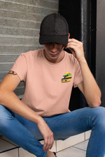 Load image into Gallery viewer, Ayrton Senna Helmet T-Shirt