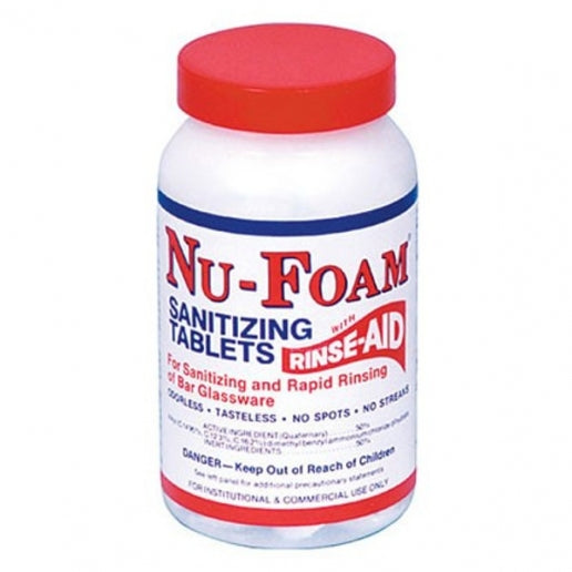Nu-Foam Sanitizing Tablets