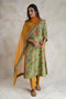 Seri Kurta Set Green Rust (Set of 3) (4870858342447)