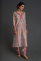Rozana Seri Kurta Teal Pink (Set of 2)