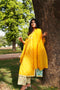Banjara Kurta - Yellow