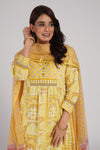 Meera Kurta Yellow (6544421617711)