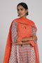 Banjara Kurta Cream Peach (6544409624623)