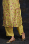 Seri Light Green Kurta