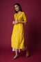 Yellow Coffee Kurta