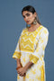 Cream Yellow Kurta