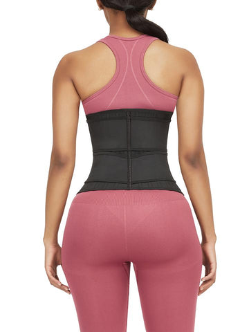 What happens if you stop waist training?