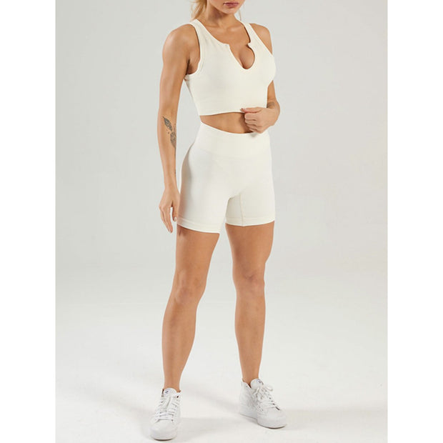 Shapewear Shorts White
