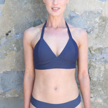 Load image into Gallery viewer, Pacific Bikini Top in Navy