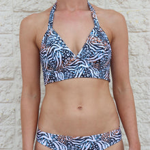 Load image into Gallery viewer, Pacific Bikini Top in Tiger Reef