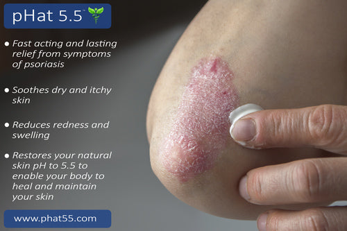 Psoriasis Skin and Hair Care