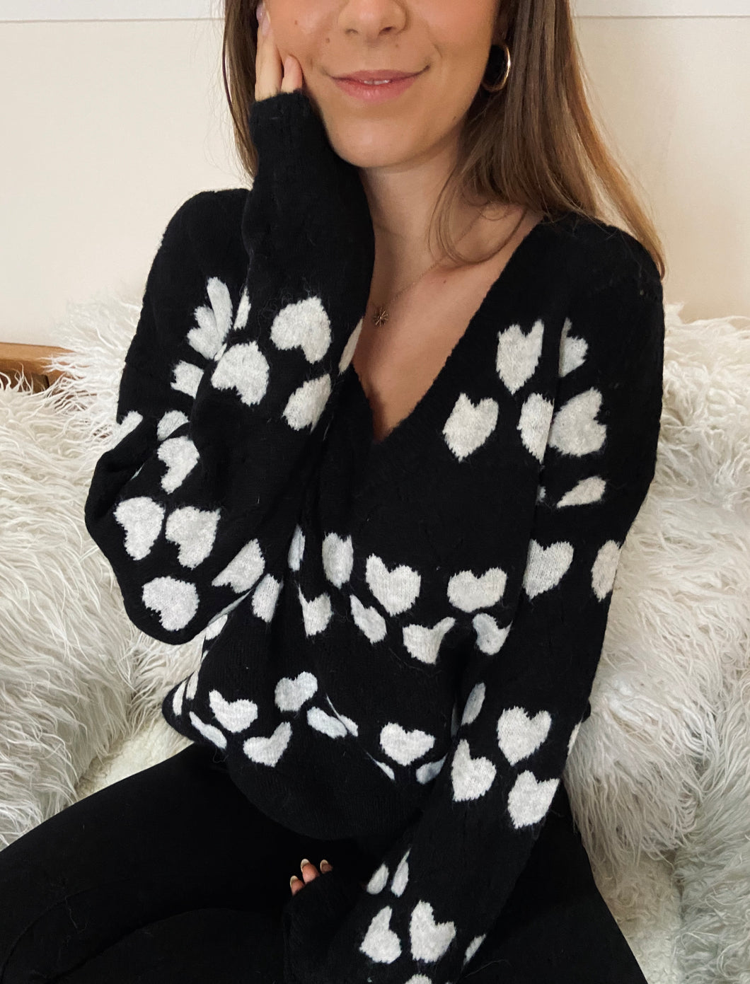 Pull Lily Noir
