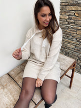 Charger l'image dans la galerie, Robe/Pull Ana Beige