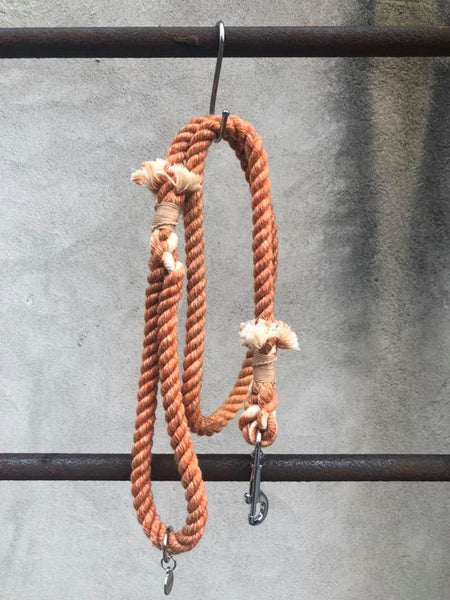 Cotton Rope Leash 12mm
