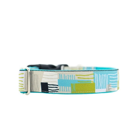 Square Buckle Collar