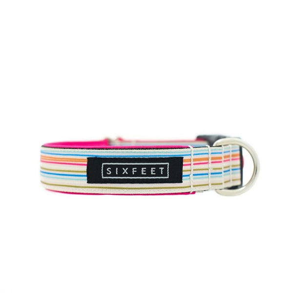 Stripes Buckle Collar