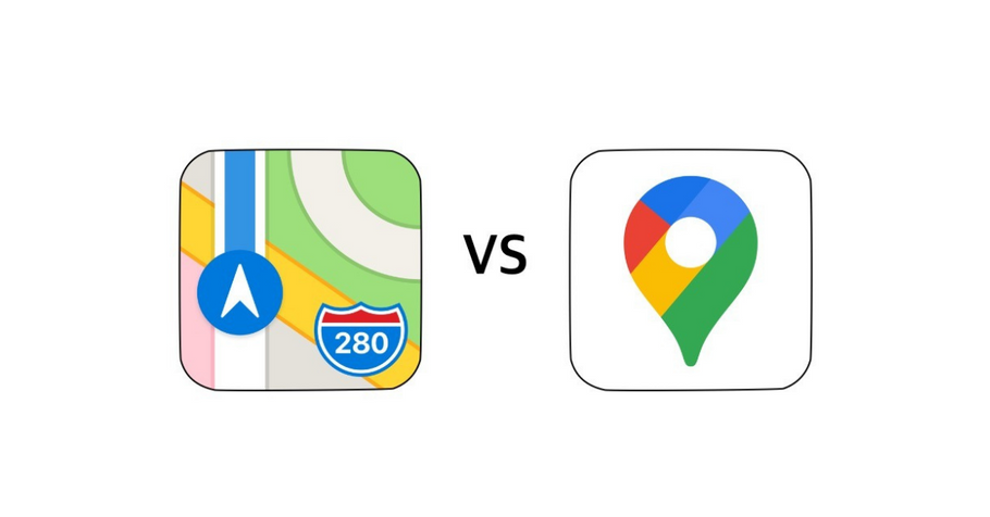 Apple Maps vs. Google Maps: A Back-to-Back Review of the Pioneer Nav Apps