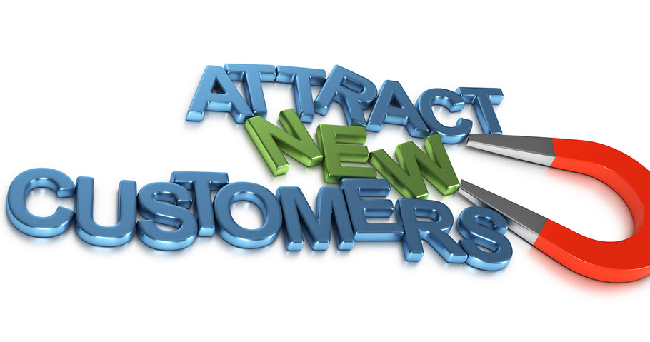 Five Ways for Small Businesses to Attract New Customers