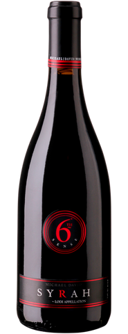 6th Sense Syrah Lodi