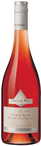 Crystal Bay Shiraz Rosé