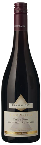 Crystal Bay, Pinot Noir - King Valley