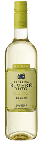 Faustino Rivero Green Label Viura DOC Rioja
