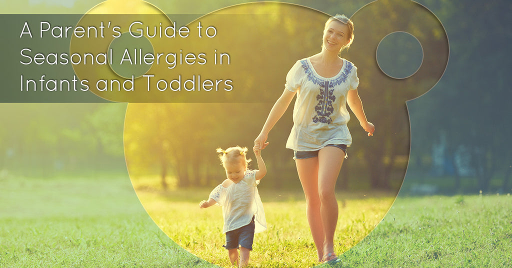 A Parent's Guide To Seasonal Allergies Infants and Toddlers