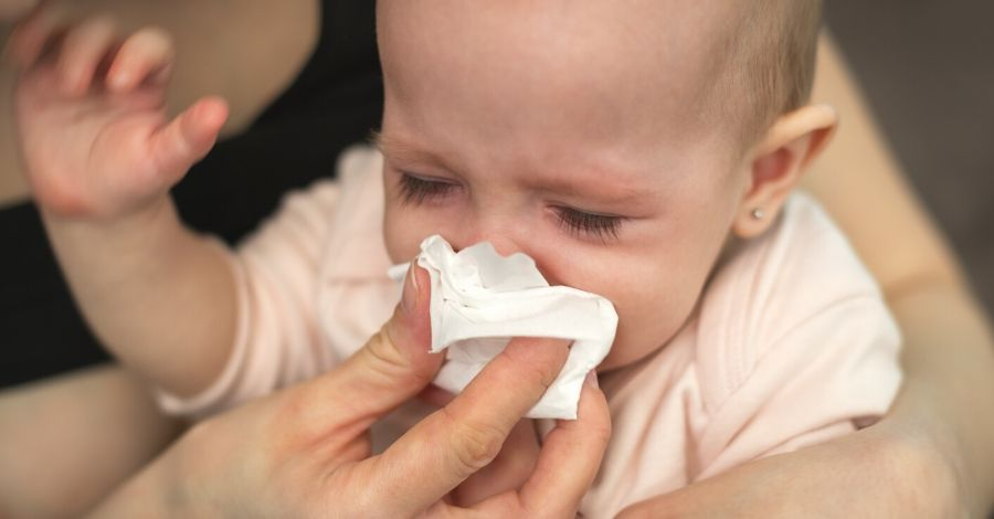 Baby Allergies: Signs Your Infant Has Seasonal Allergies