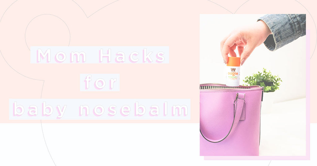 Mom Hacks for Baby Nosebalm