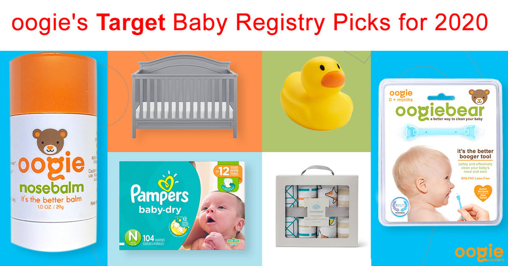 oogie's Top Target Baby Registry Picks for 2020