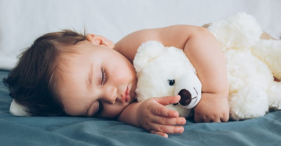 How to help a sick baby sleep better at night