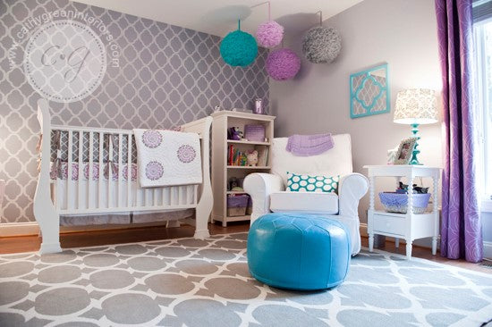 8 creative nursery ideas