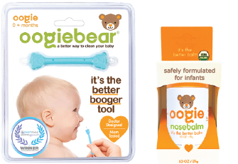 oogiebear® nose care bundle