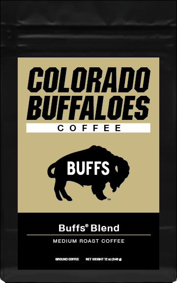 Colorado Buffaloes Buffs Blend