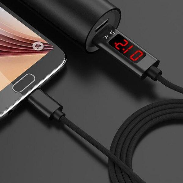 CablePod Fast Charger 2.1A with LED Display